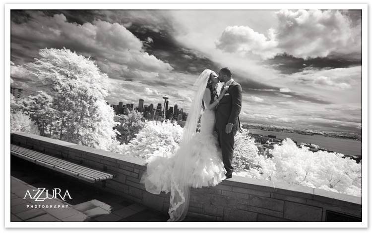 Kerry Park Wedding Photography
