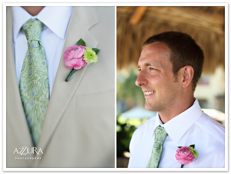 Groom Photos from The Sheraton Cabo San Lucas