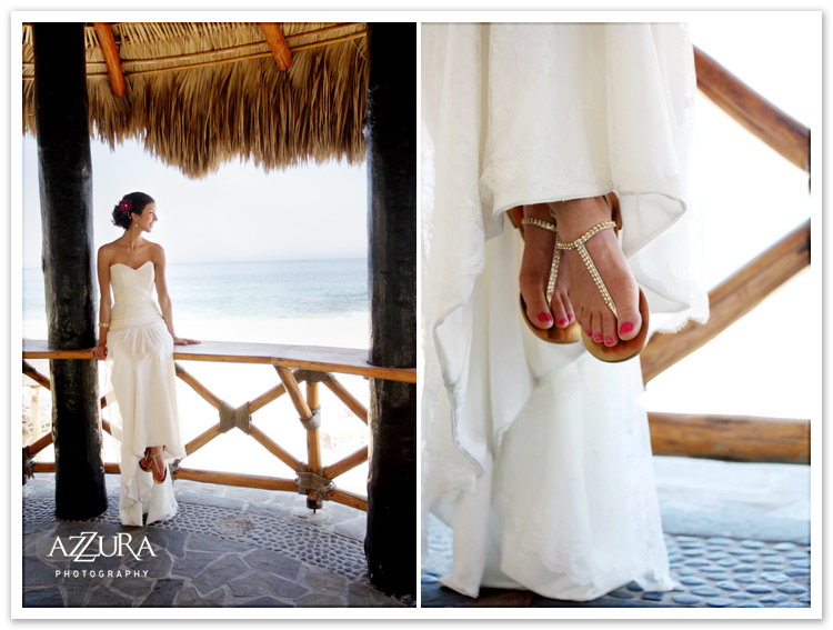 Bridal Portraits from a Cabo San Lucas Destination Wedding