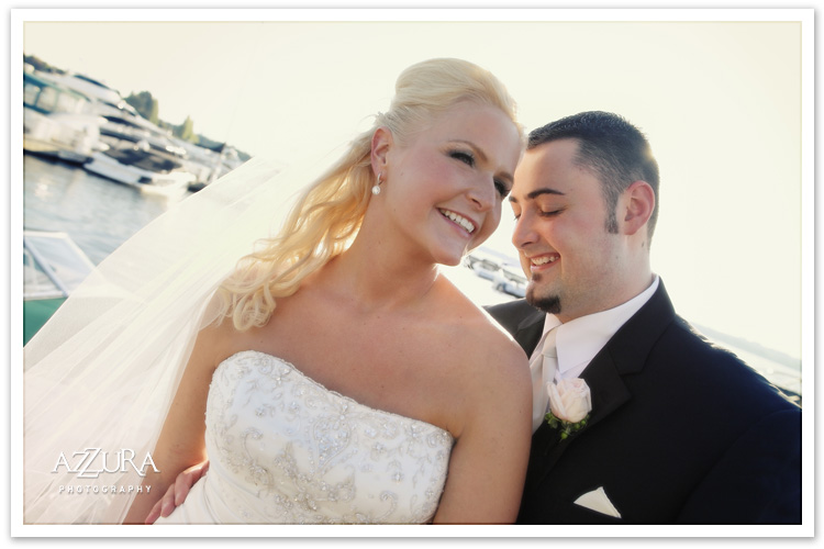 Wedding Photography at Bastyr University Chapel