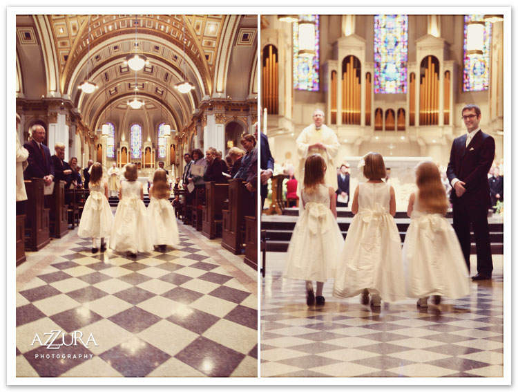 Daily Shot Of Inspiration Thursday February 25th St James Cathedral Seattle Wedding