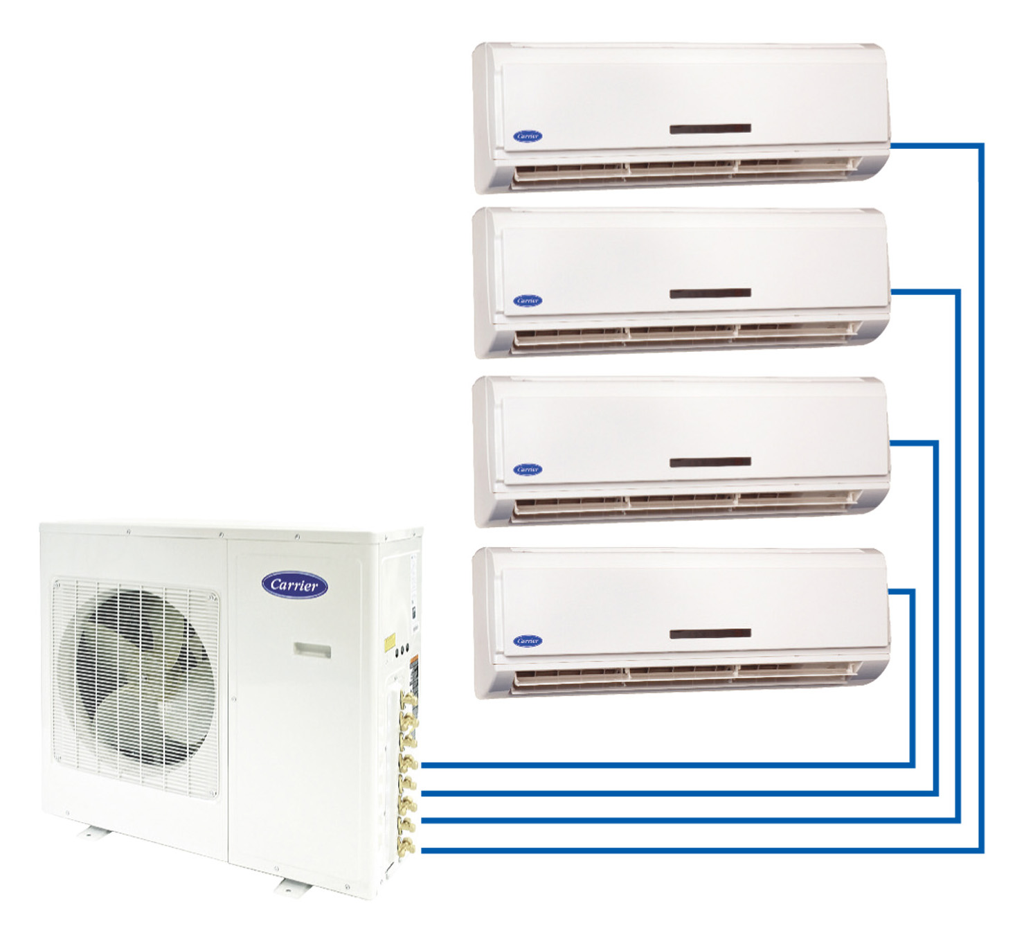 coastalhvac Ductless Systems #024BA2