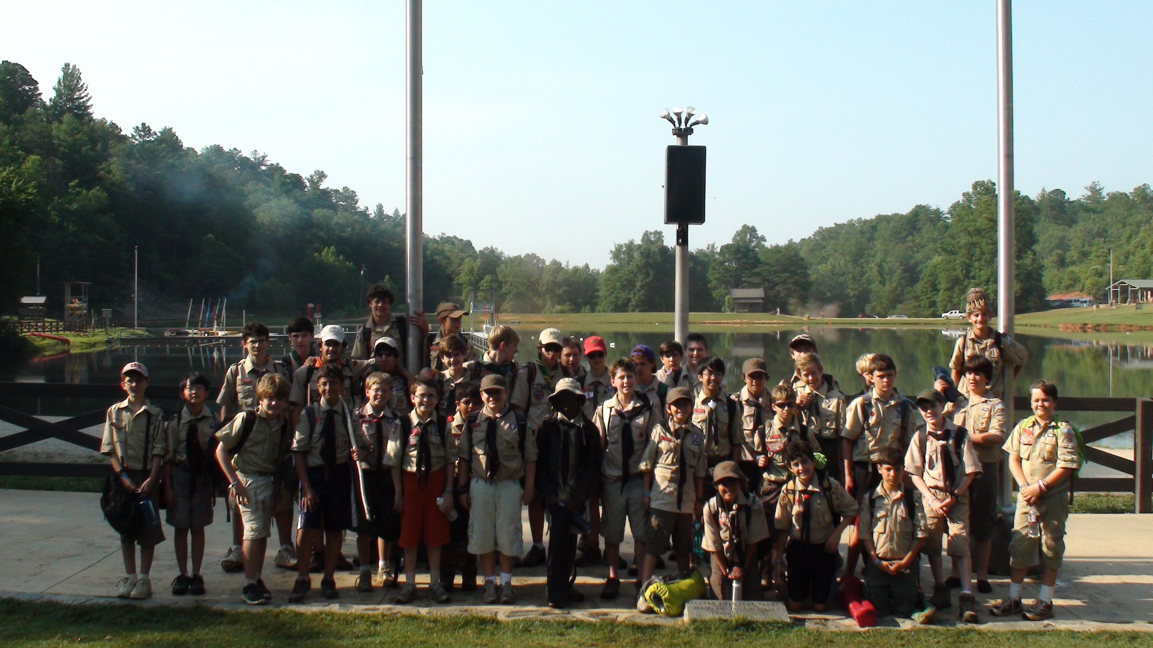 Boy Scout Troop in Johns Creek / Alpharetta and Duluth, GA
