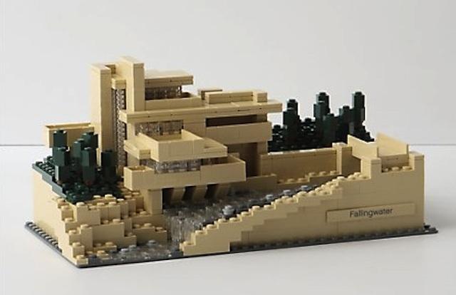 frank lloyd wright lego set urbanbydesign urban by design online
