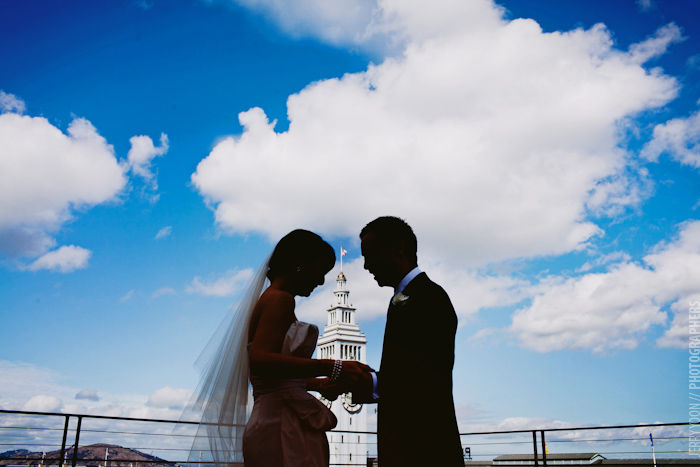 Terra sf wedding
