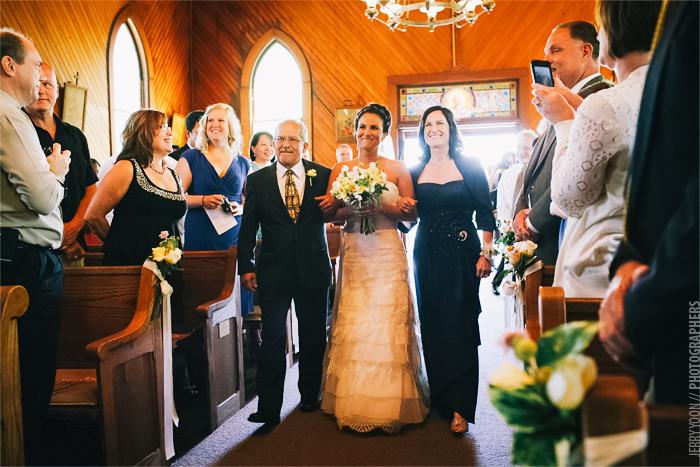 Tiburon wedding