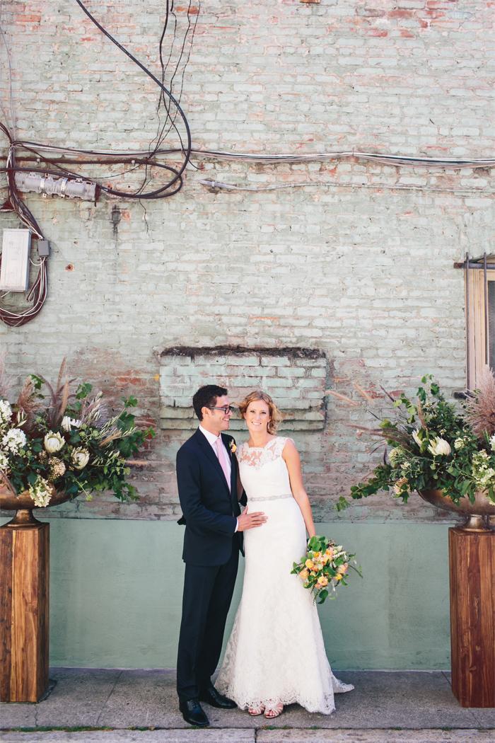Bix Alleyway | Cigar Bar | Wedding Teaser | Amy + Michael - San ...