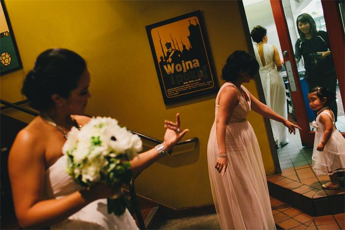 Foreign September Bride