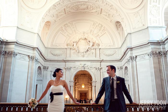 San francisco wedding photographer destination wedding for Sf courthouse wedding