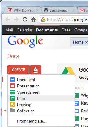 how to set up google docs on ipad