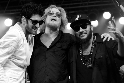 Chromeo with Daryl Hall