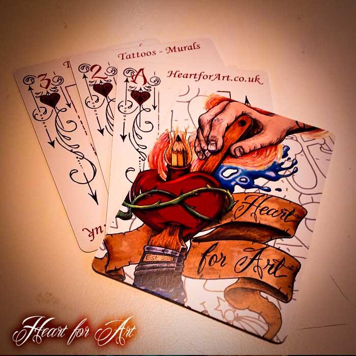 Heart for Art - Tattoo Shop - Manchester - Blog - Heart for Art ...