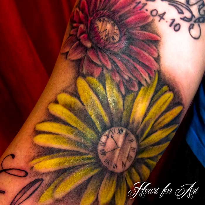 Heart for art tattoo shop manchester blog heart for Birth flower october tattoo