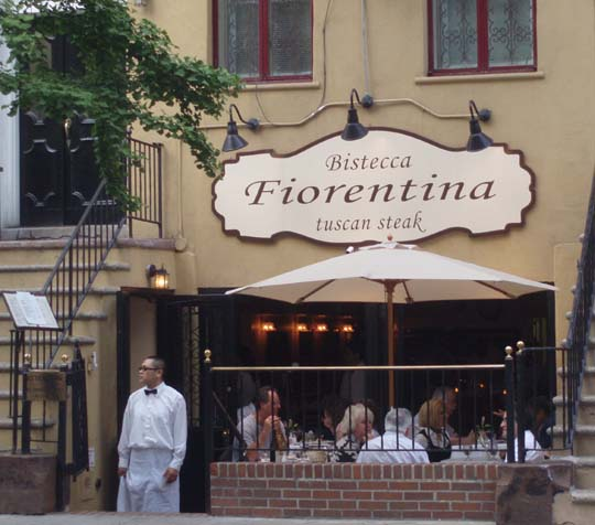 Bistecca Fiorentina (317 W. 46th St., west of Eighth Avenue, Theater ...