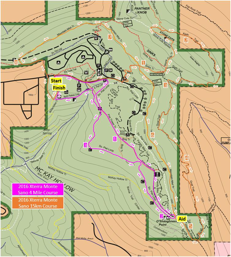 Dirty Spokes - Monte Sano State Park