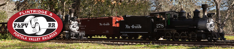 Flintridge & Portola Valley Railroad