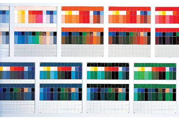 Nuprimary blog minimalist painting by jennifer bartlett for Minimal art wikipedia