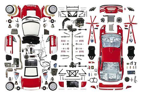 Peugeot parts
