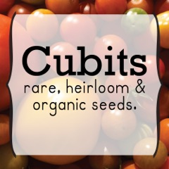 Cubits - rare, heirloom & organic seeds