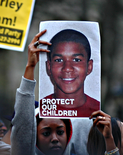 Trayvon - Protect Our Children
