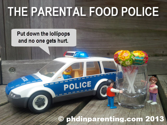 Parental Food Police