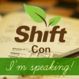 I'm speaking at ShiftCon