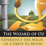 Wizard of Oz at the Drive-in Theatre