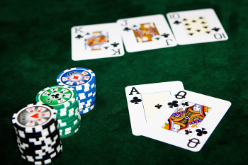 Are home poker games illegal in texas