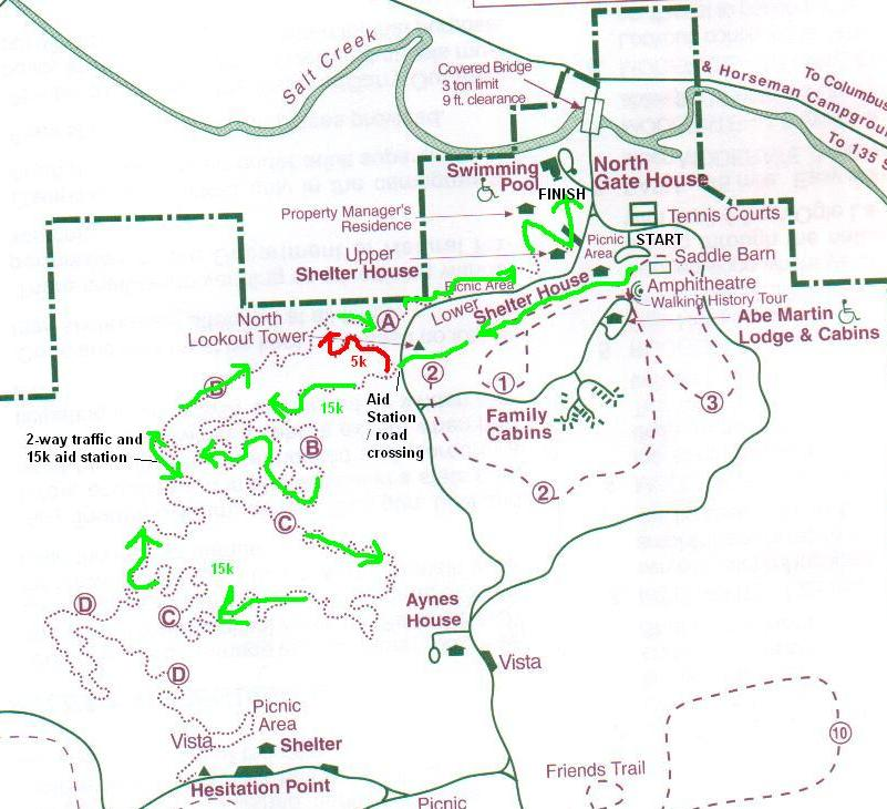 Brown County State Park Trail #3 - Indiana | AllTrails