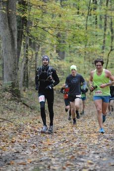 Road Trail Run: December 2017