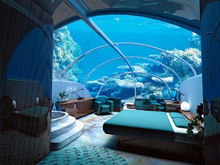 Poseidon Undersea Resort Room Rates