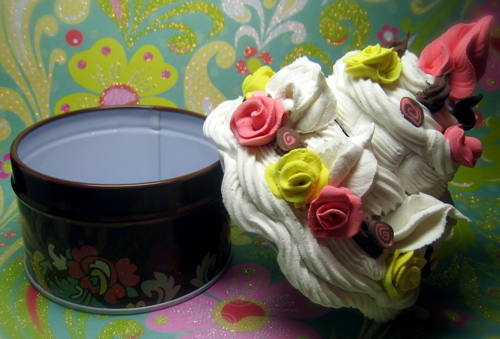 Cake Tin Containers