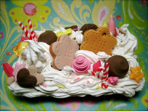 Happy Birthday Marisol Cake