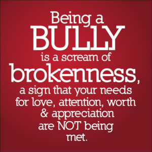 Bullying....a cry for help? Are we listening? - The Blog - Having a ...