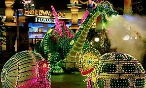 Image: Disney's Electric Light Parade