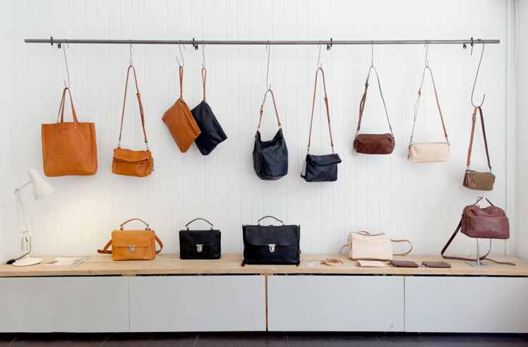 Ally Capellino Bag & Accessories Maker London