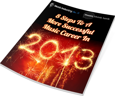 Free music business ebook 2013