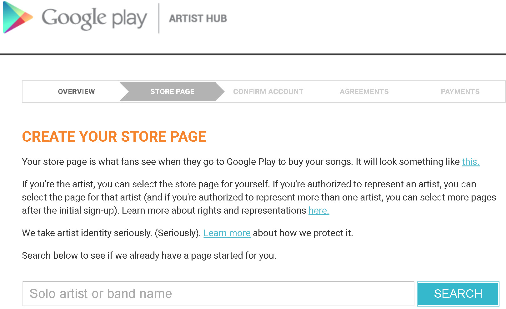 how to clear data on google play music