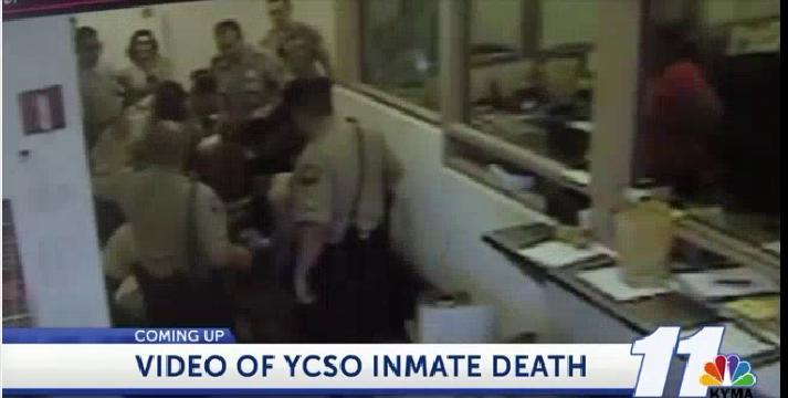 Yuma County Murder
