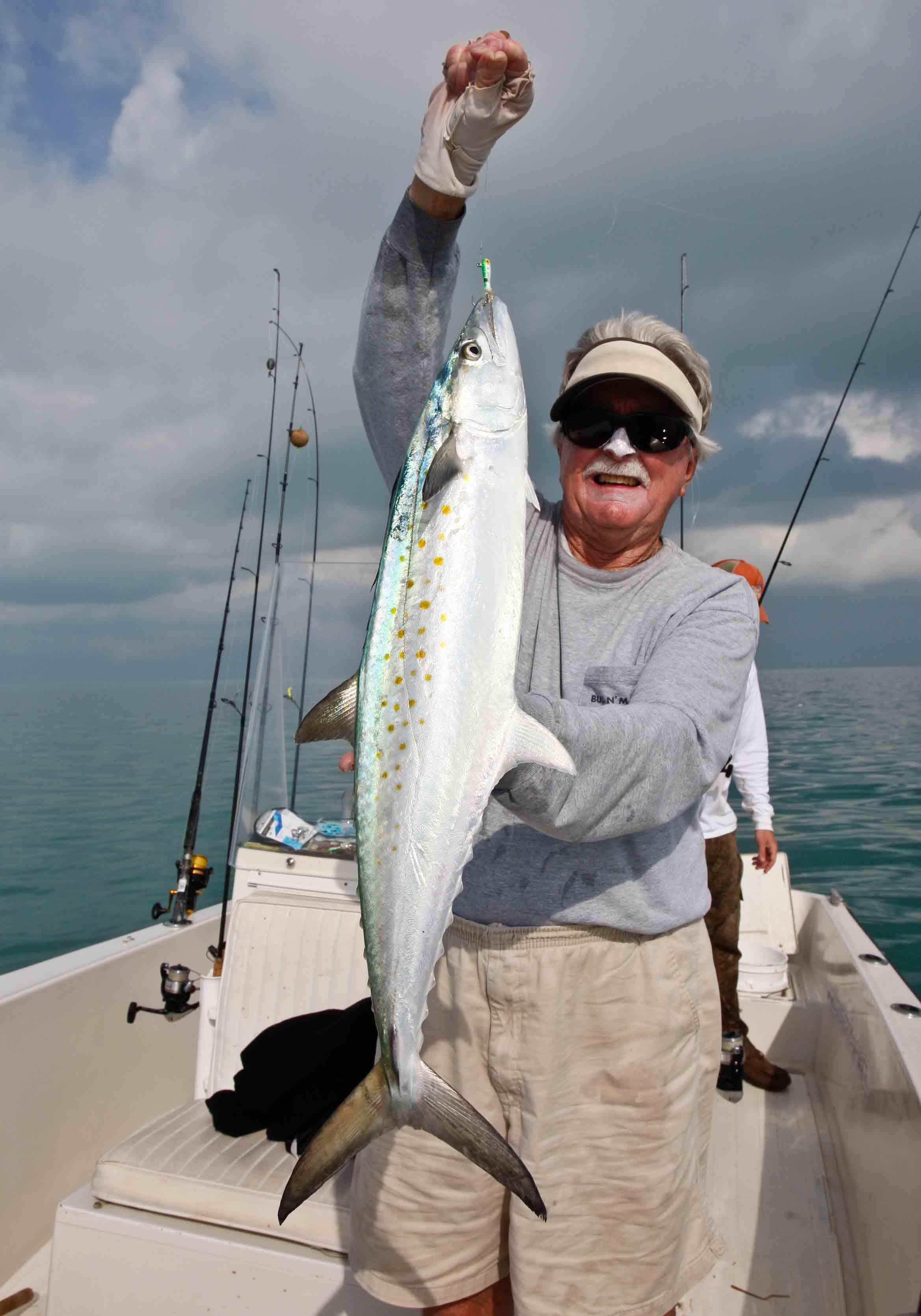 Spanish mackerel fishing bud n 39 mary 39 s florida keys for Fish in spanish