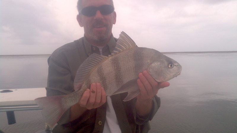 10/8/11 + 10/9/11 Islamorada/Everglades backcountry report - bonefish, redfish, & more! by Richard Stanczyk