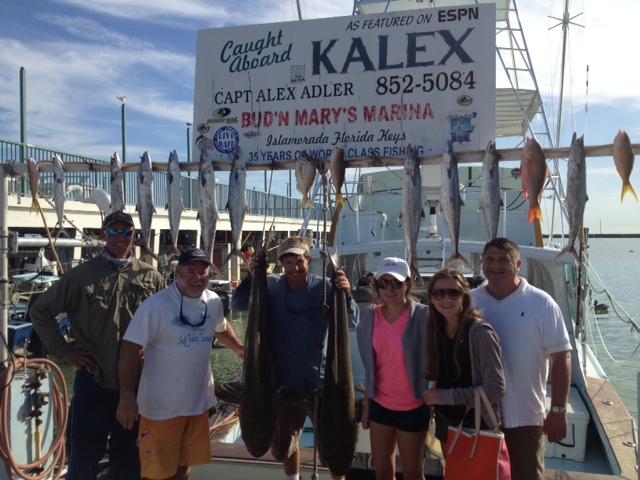 Karmiz topic fishing party boat key largo for Lady stuart deep sea fishing