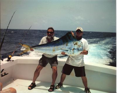 6 27 08 gon fishin v gone fishin 39 for dolphin for Dolphin fishing florida