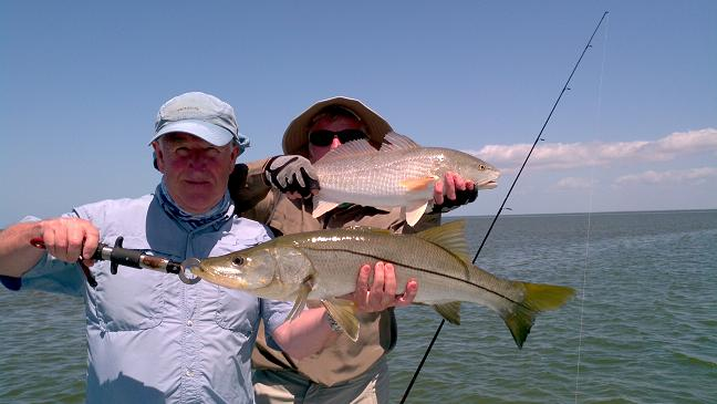 Mid april islamorada backcountry fishing report for Bud n mary s fishing report