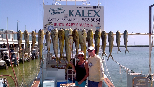 Islamorada fishing reports bud n 39 mary 39 s florida keys for Bud and mary s fishing report