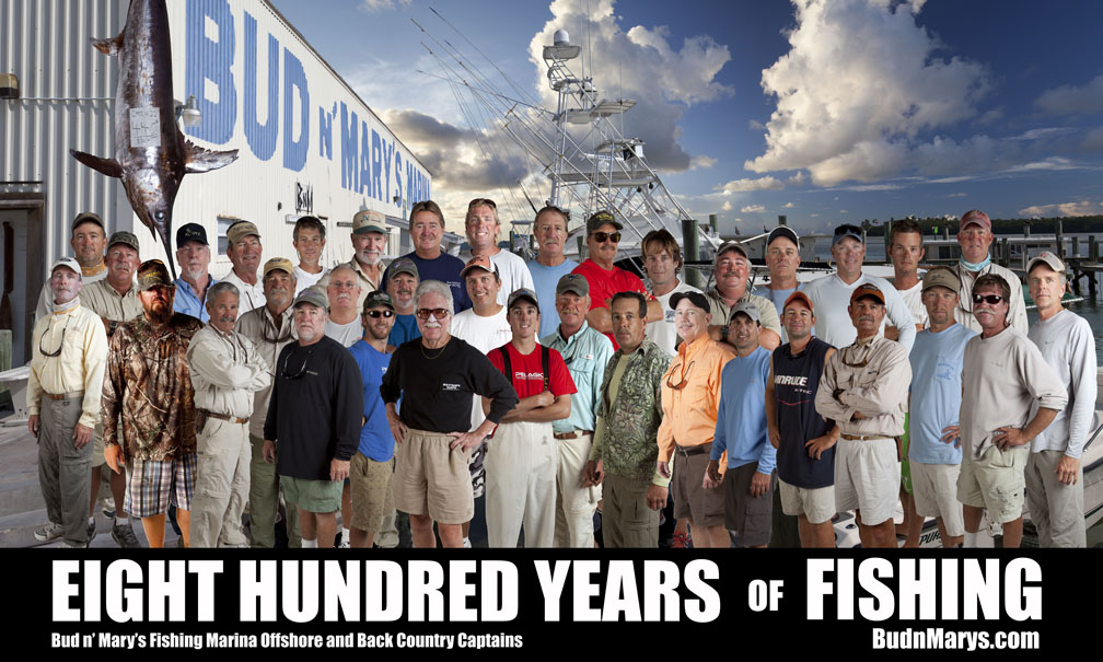 800 years of fishing experience blog bud n 39 mary 39 s for Bud n mary s fishing report
