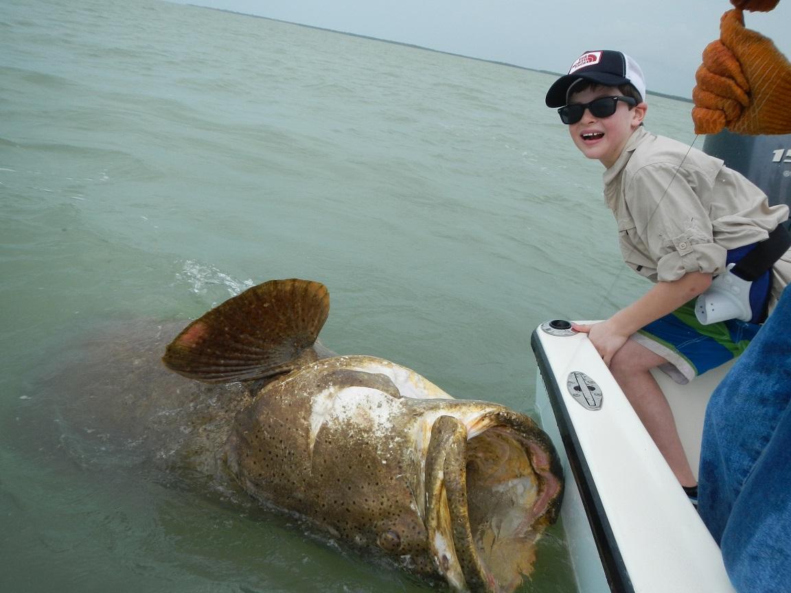 Islamorada fishing reports bud n 39 mary 39 s florida keys for Grouper fishing florida