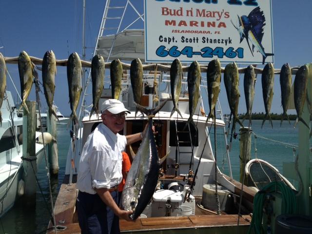 5 15 13 islamorada fishing in mid may islamorada fishing for Bud n marys fishing report