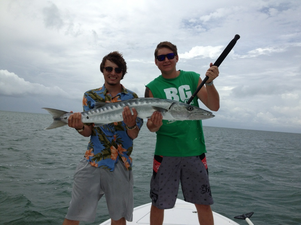 7 16 13 mid july backcountry fishing report for islamorada for Florida keys fishing guides