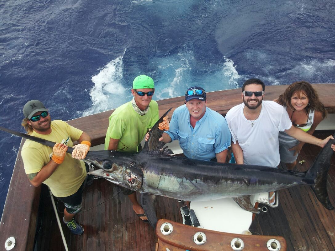8 19 13 islamorada offshore fishing in august islamorada for Bud n mary s fishing report